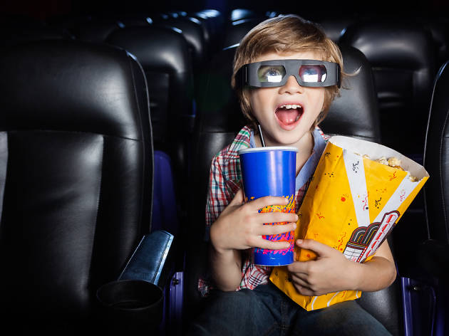 Watch movies in a NYC theater for just $1!