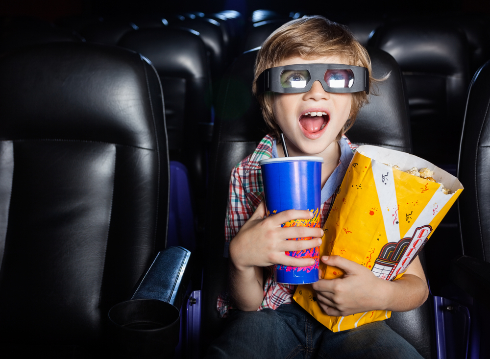 Here's where kids can watch movies for just $1!