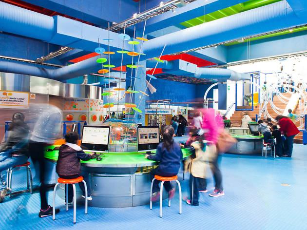 Museos interactivos para niños en la CDMX
