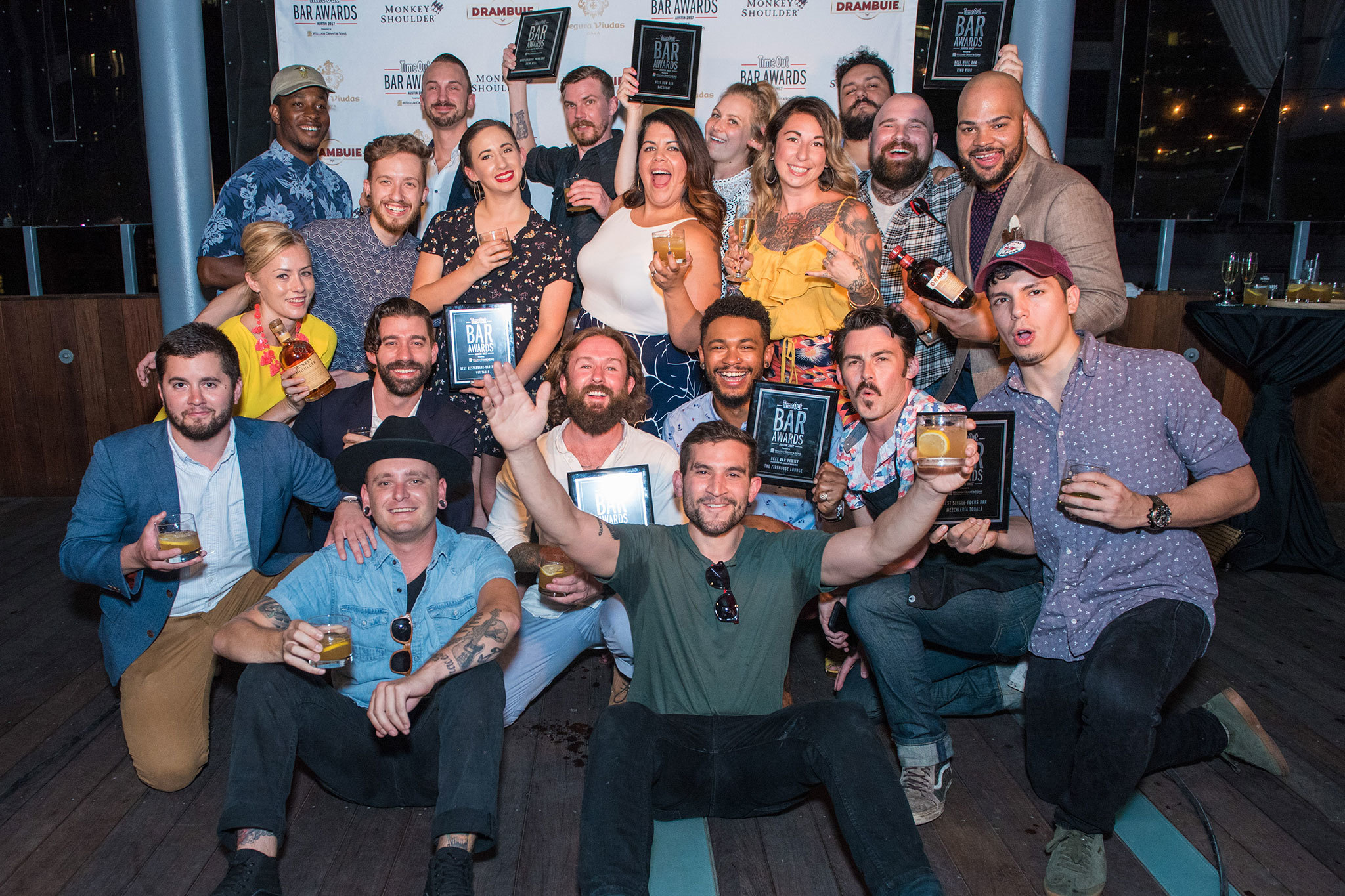 Check out photos from our Bar Awards bash