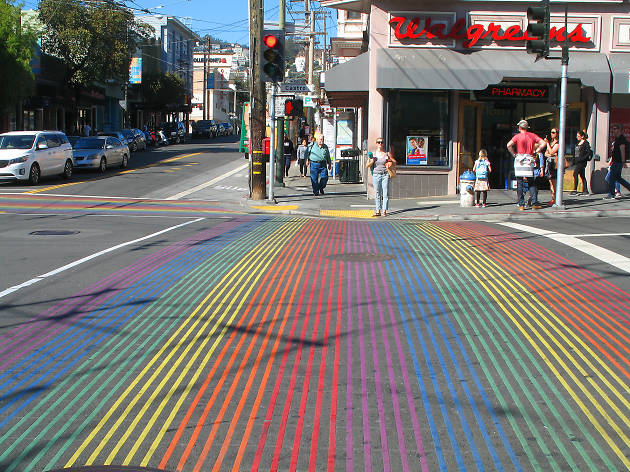 A series of rainbow crosswalks could be coming to NYC