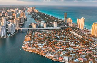 Miami Overhead