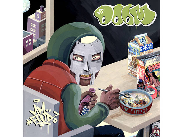 """One Beer"" by MF Doom"