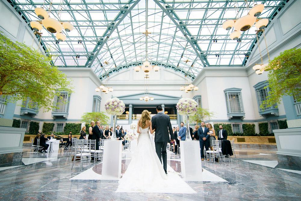 Unique chicago wedding venues for Restaurants near winter garden theater nyc