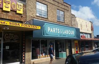 Parts & Labour