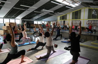 APW Bangsar yoga class