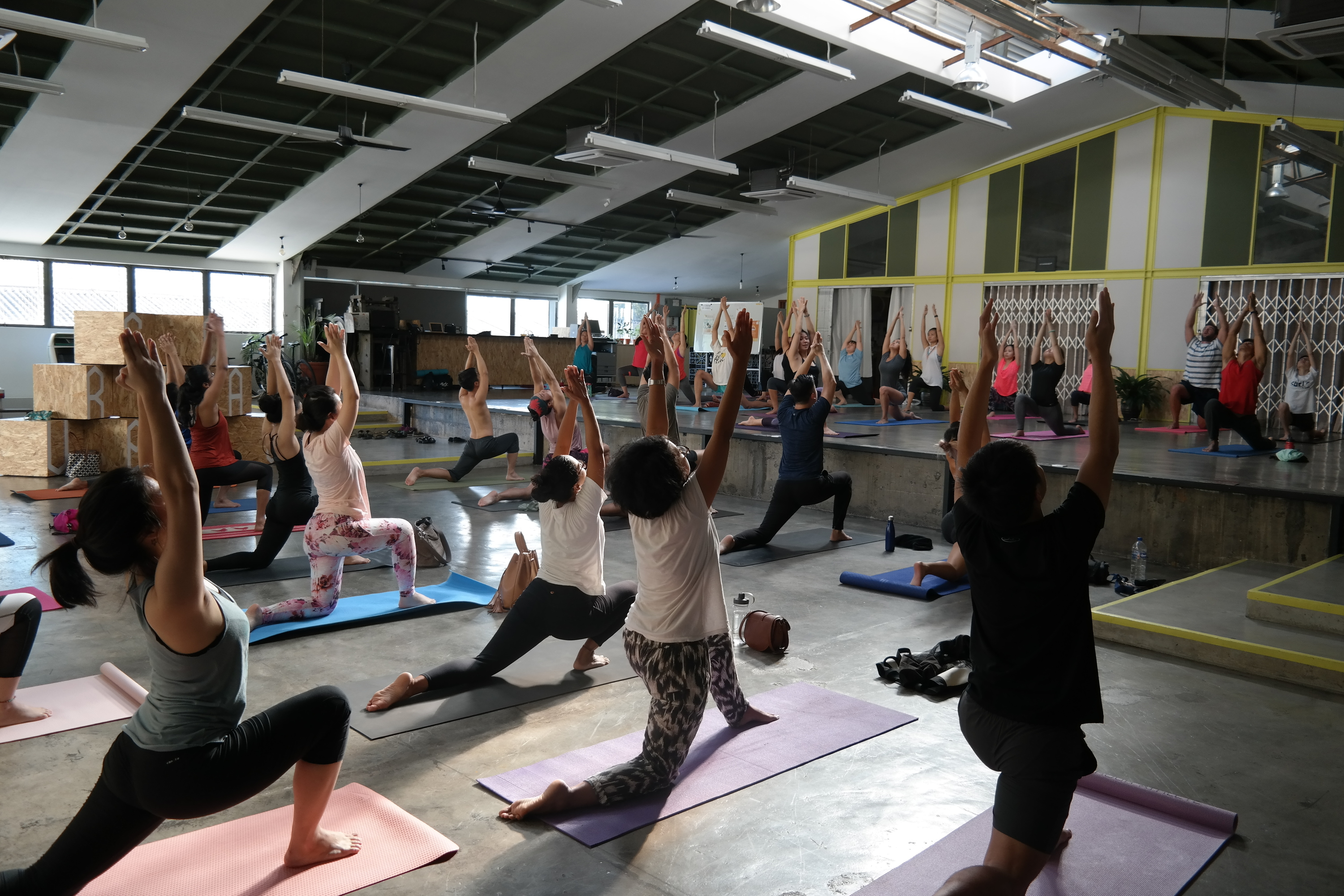 The best yoga classes in KL
