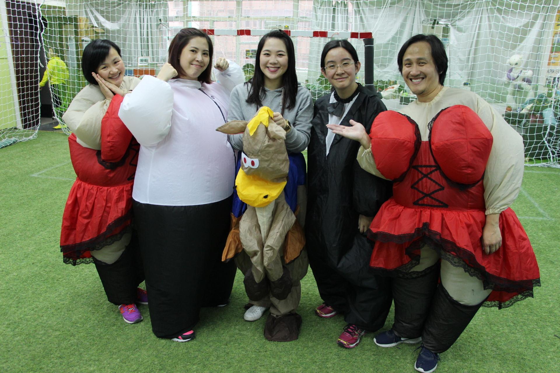 Fat Suits HK