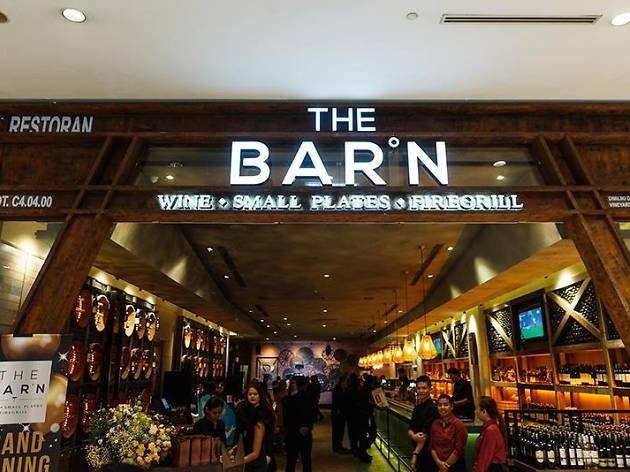 The BARN Pavilion KL