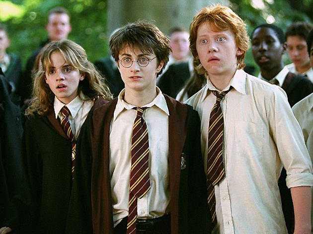 Potterfest: A Harry Potter Marathon