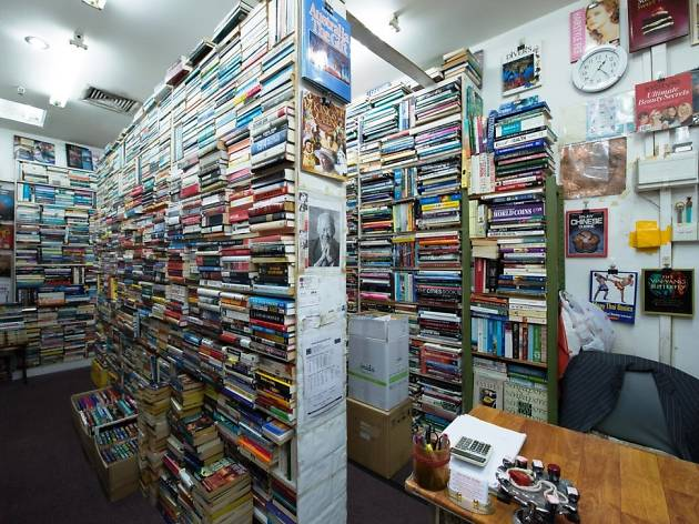 Six second-hand bookstores to check out