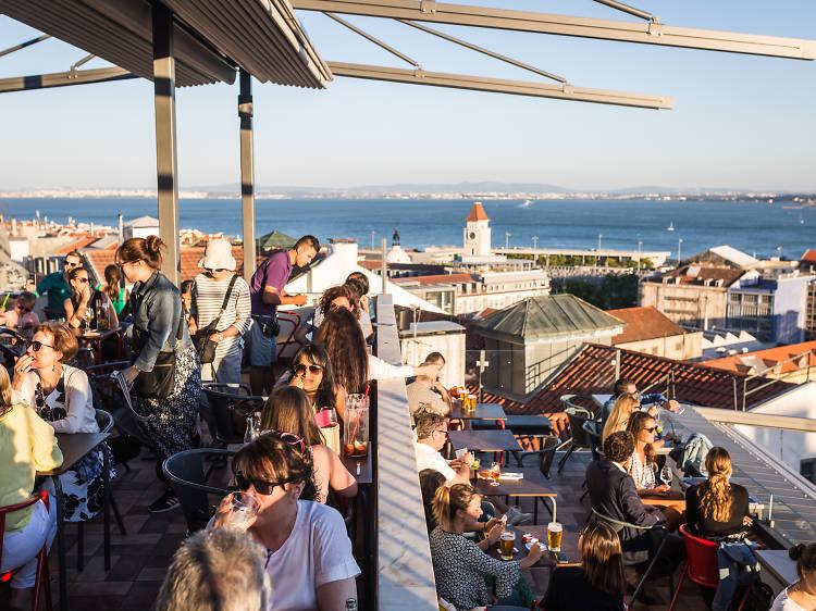 Ideias para aproveitar os 220 dias de sol em Lisboa