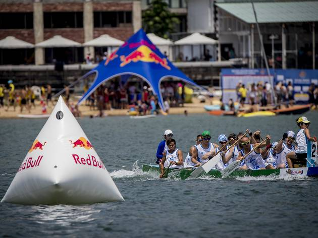 Red Bull Dragon Roar 2017