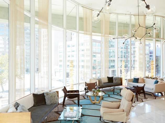 Les meilleurs hôtels à New York