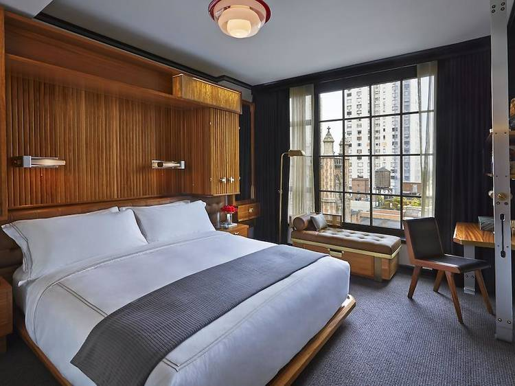 Les meilleurs hôtels de luxe de New York