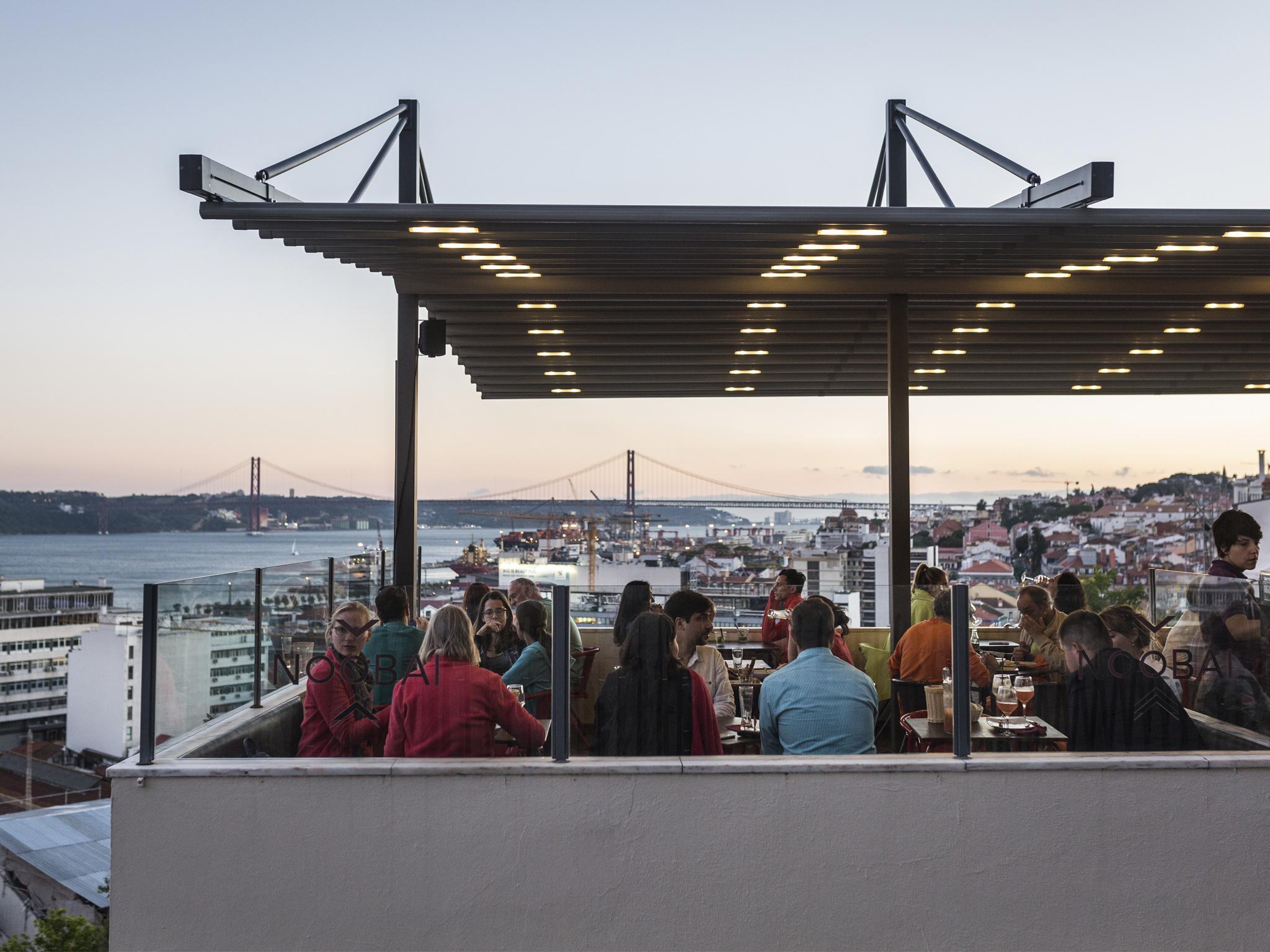 As melhores esplanadas para o Outono em Lisboa