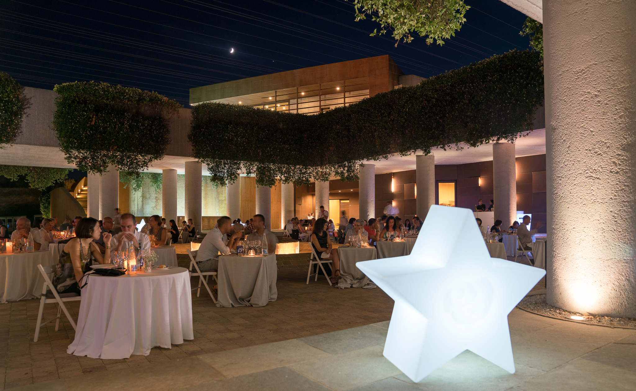 Five essentials at the Starry Night at Bodegas Torres