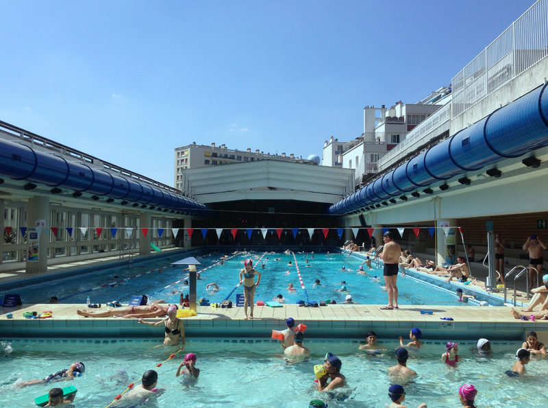 Swimming pools in paris time out paris for Piscine 50m paris