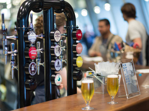 Tate Tap Takeover x Cloudwater Brew Co