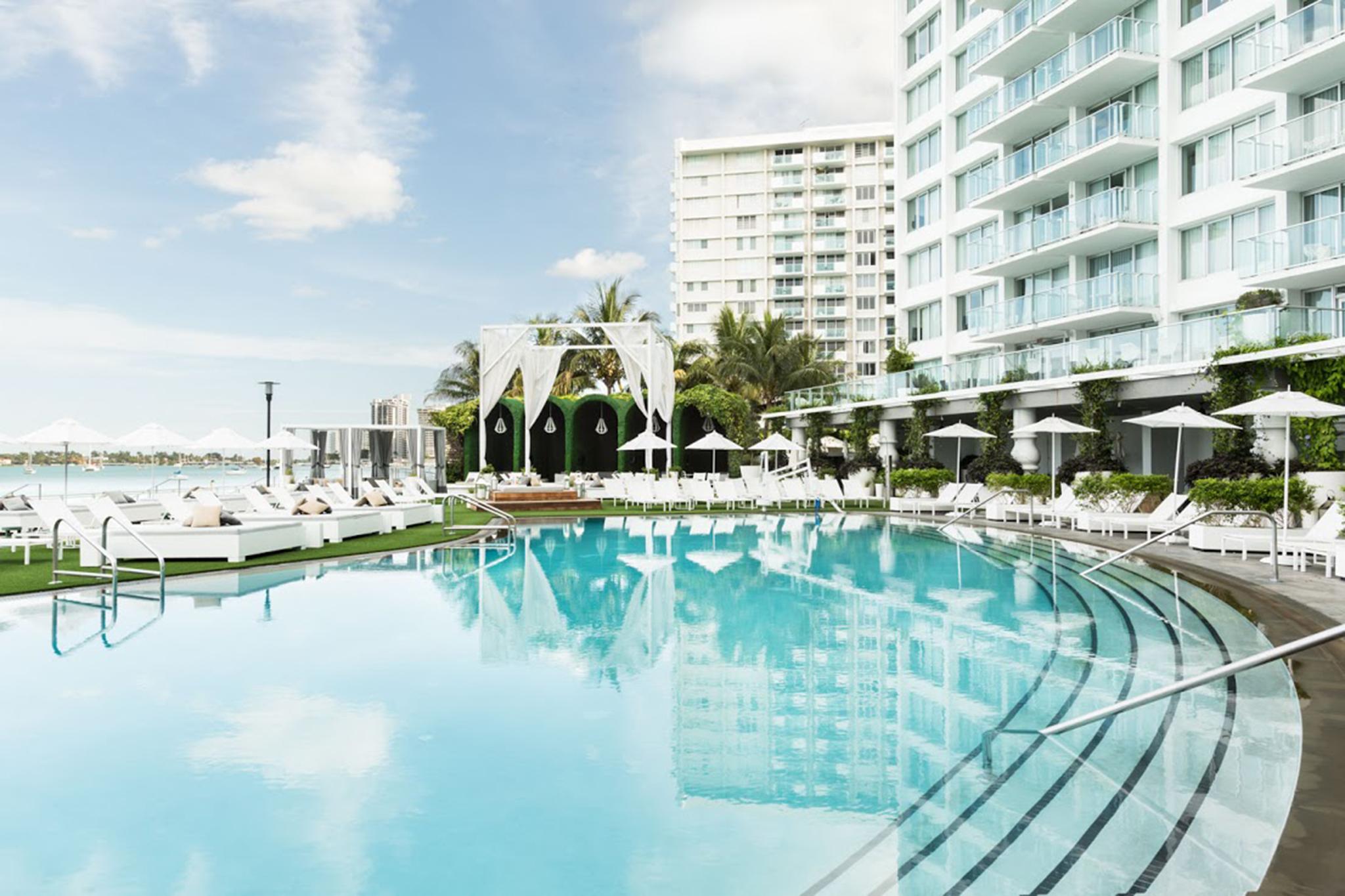 Mondrian South Beach: Sunday