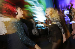 Silent Disco at the Science Museum