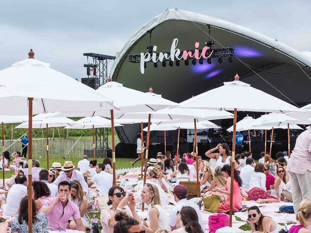 Don't miss out on this giant rosé festival this weekend