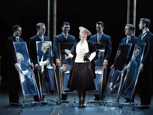 Win a pair of tickets to EVITA in Basel
