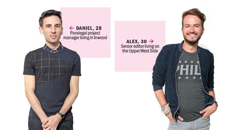 Meet the Undateables: Daniel and Alex