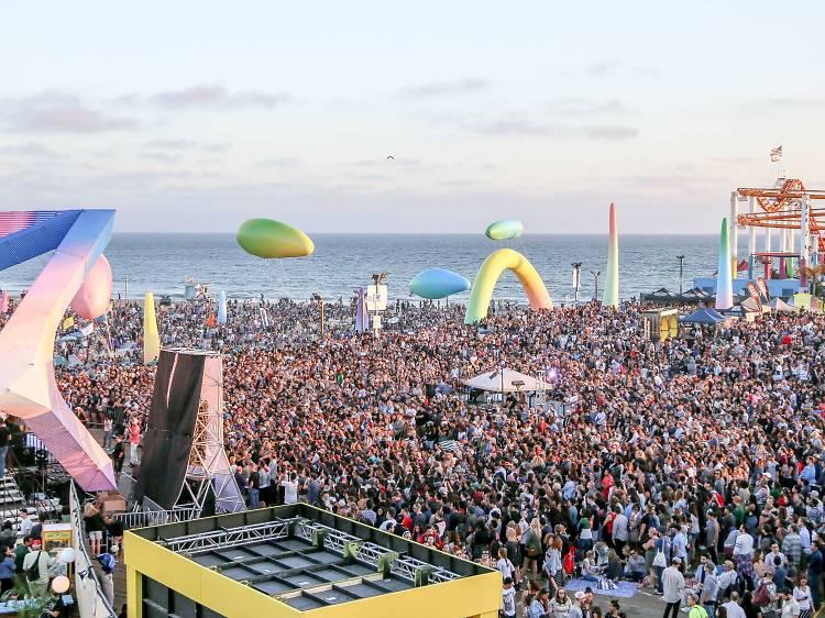 Free concerts in L.A.