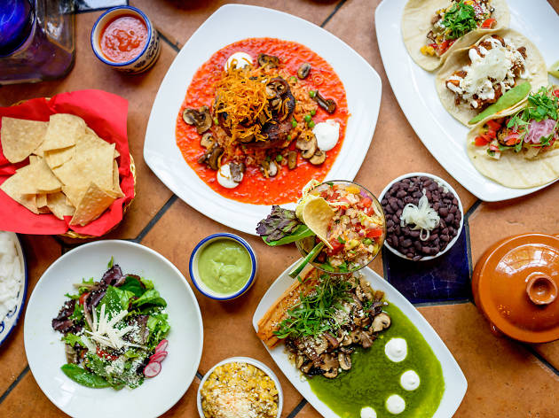 Check out the best Mexican restaurants in Philly