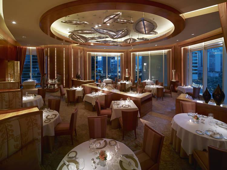 Nicholini's:經典意大利餐廳