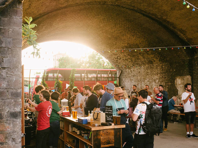 The Five Points Summer Tap Launch