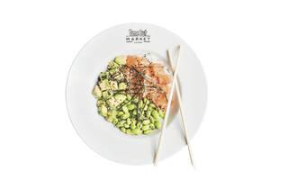 poké bowl da confraria mercado