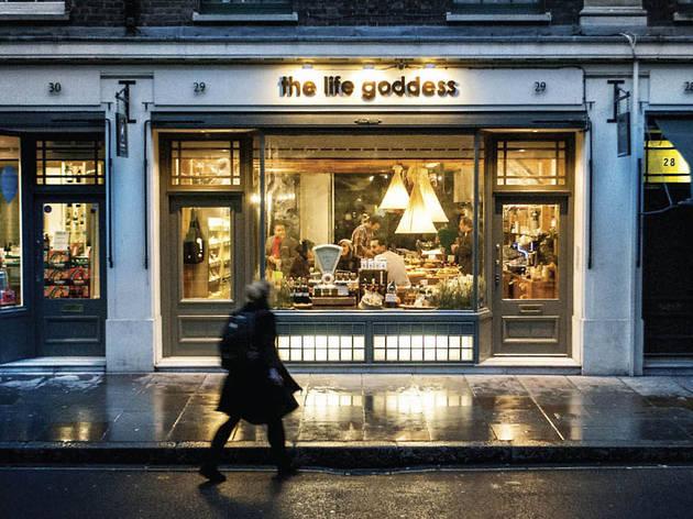 Life Goddess Store Street