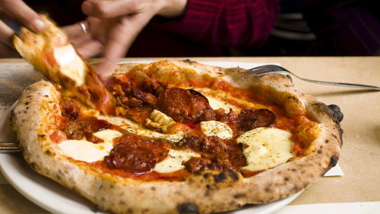pizza london, franco manca