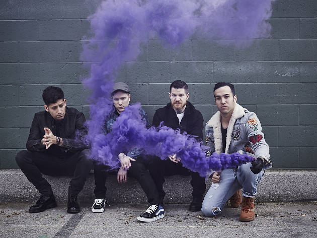 Fall Out Boy will debut its new album 'MANIA' at a Chicago concert