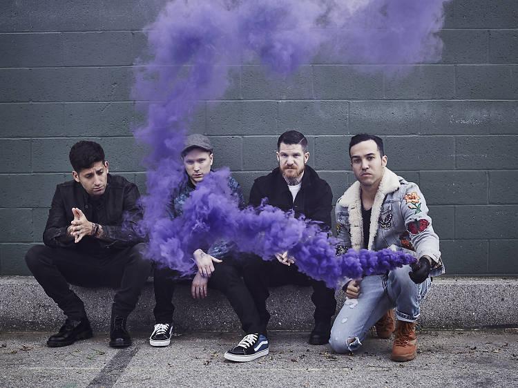 Fall Out Boy + Machine Gun Kelly + Rise Against