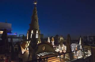 Terrassa del Palau Güell