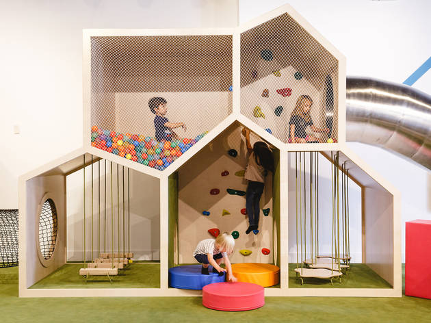POD 22 is the indoor playground your unmanicured hands have been waiting for