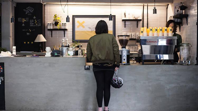 Barras de Café en la CDMX