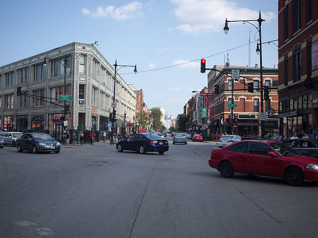 Active Transportation Alliance petition calls for Milwaukee Avenue bike lanes in Wicker Park