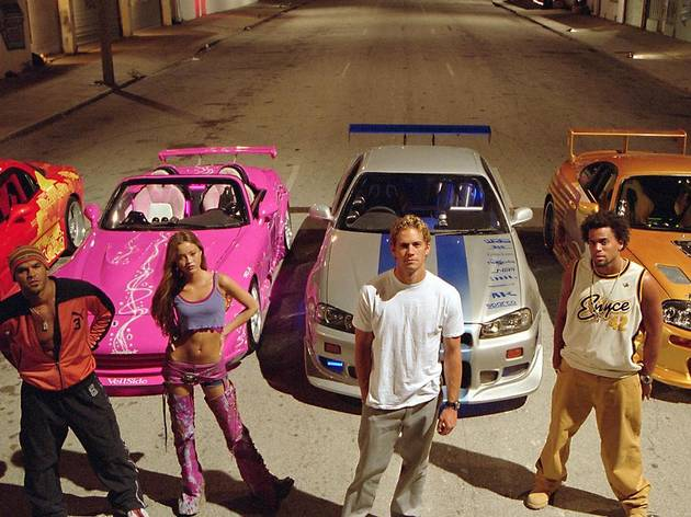 The Fast and the Furious marathon