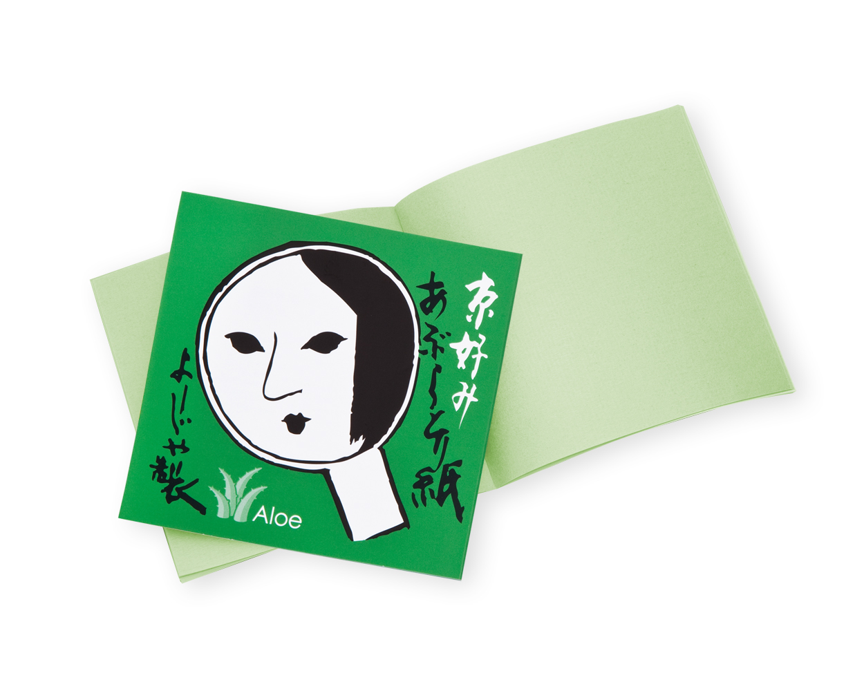 Oil-Blotting Facial Paper 'Aburatorigami'