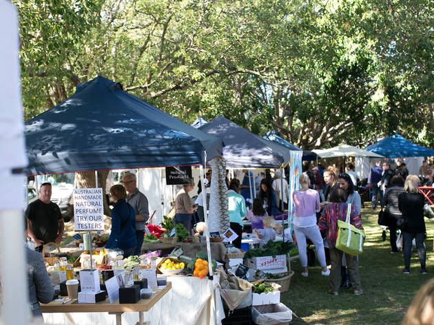 Rose Bay Farmers' Market