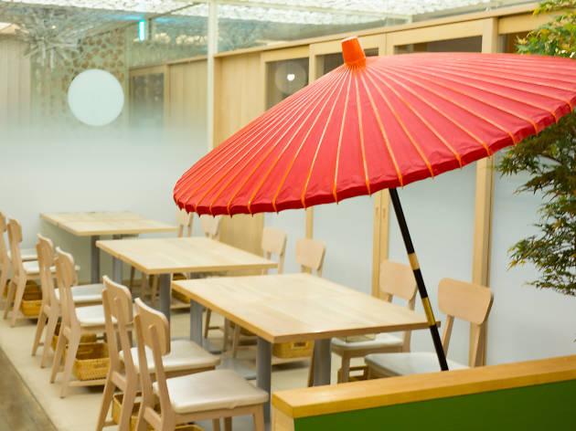 抹茶カフェ舞妓 表参道店