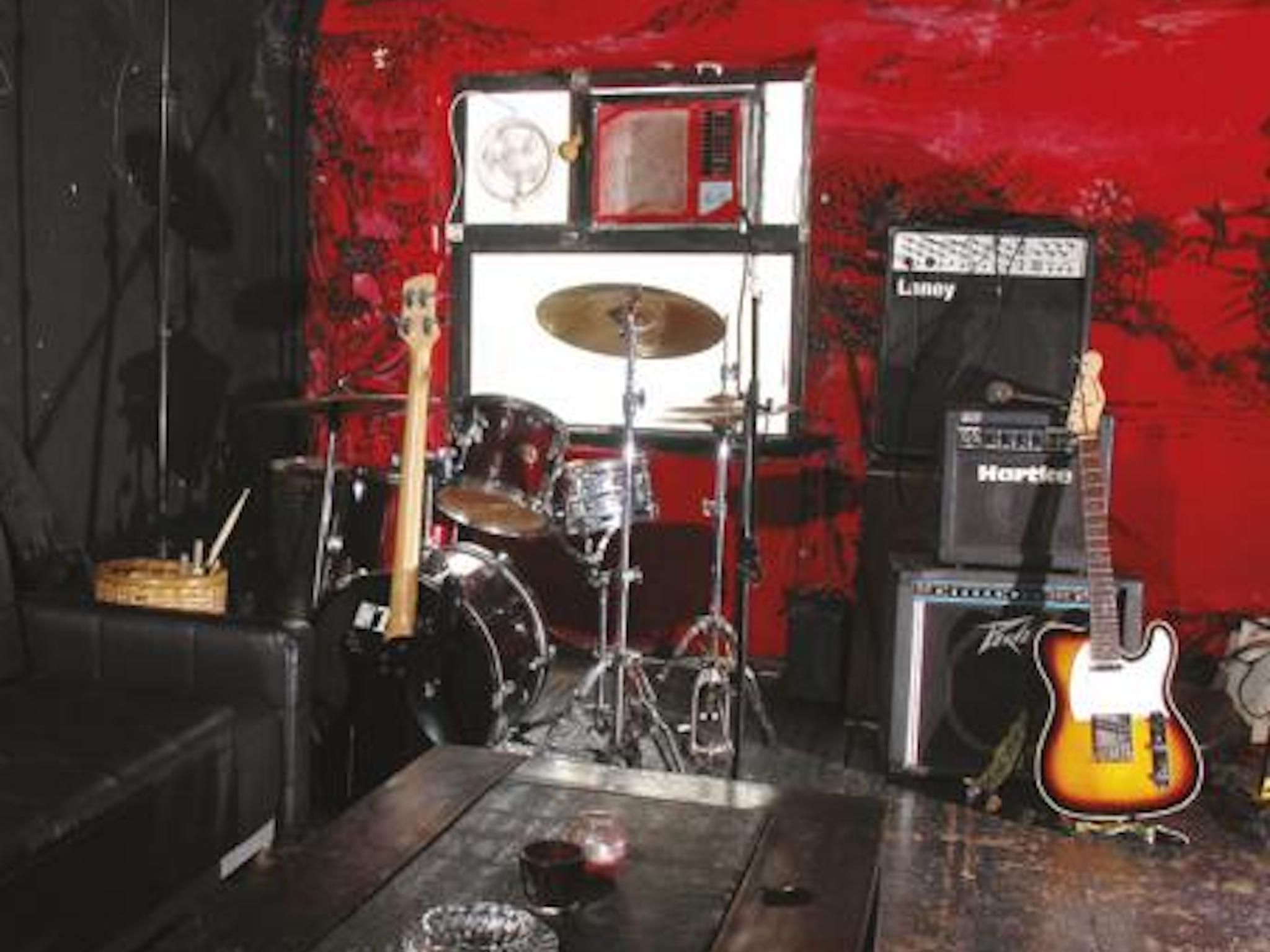 Drum Jam at Sense99