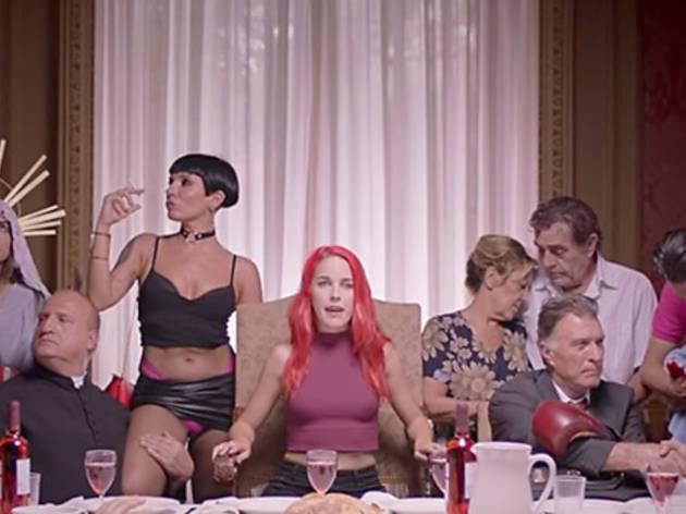 PATRIA, el polèmic espot del Saló Eròtic, finalista als Cannes Lions