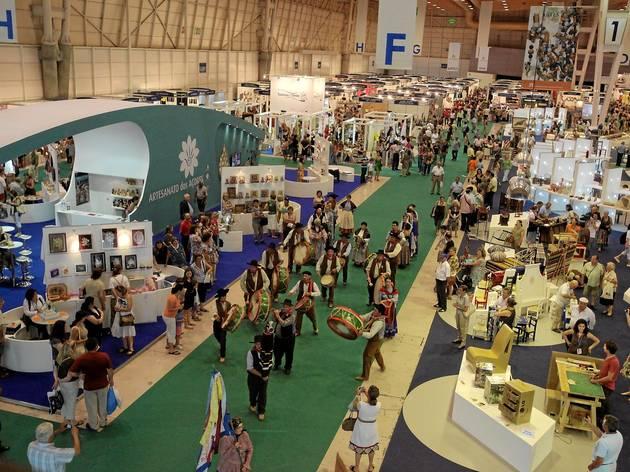 feira internacional de artesanato