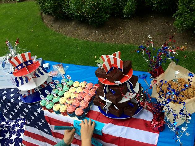 Democrats Abroad UK American Independence Day Picnic