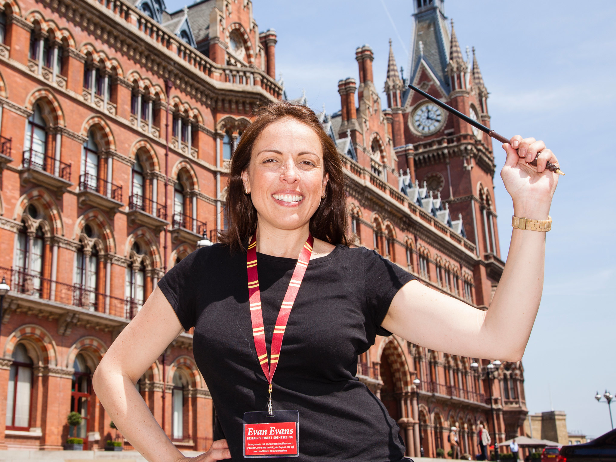 Things you only know if you're a Harry Potter tour guide